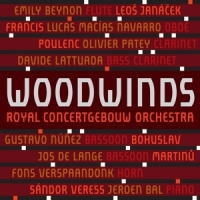 Royal Concertgebouw Orche Woodwinds Of The Rco -sac