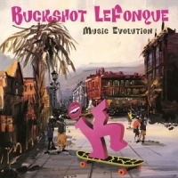 Buckshot Lefonque Music Evolution