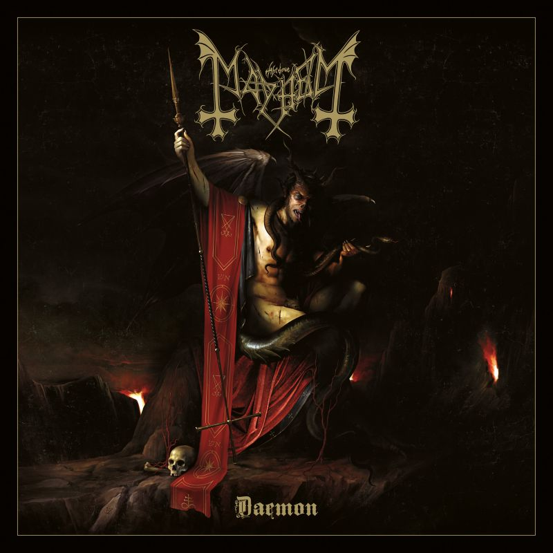 Mayhem Daemon -ltd/gatefold-