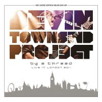 Devin Townsend Project By A Thread - Live..-ltd-