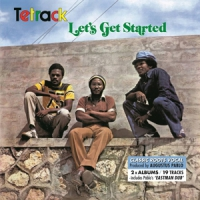 Tetrack & Augustus Pablo Lets Get Started / Eastman Dub (deluxe)