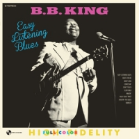 King, B.b. Easy Listening Blues