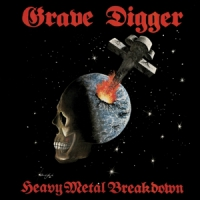 Grave Digger Heavy Metal Breakdown / Limited Red Vinyl -coloured-