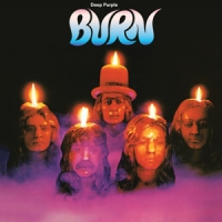 Deep Purple Burn (limited Paars)