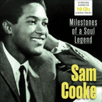 Cooke, Sam Milestones Of A Soul Legend