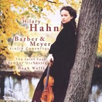 Hahn, Hilary Violin Concertos