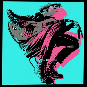 Gorillaz Now Now -limited-