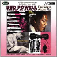 Powell, Bud Four Classic Albums Plus