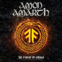 Amon Amarth Pursuit Of Vikings (live At Summer Breeze)