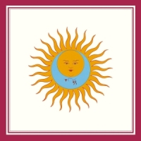 King Crimson Larks'.. -coll. Ed-