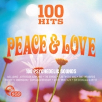 Various 100 Hits - Peace & Love
