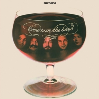 Deep Purple Come Taste The Band (limited Paars)