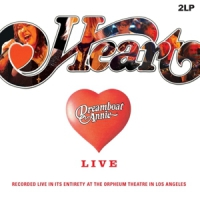 Heart Dreamboat Annie.. -live-