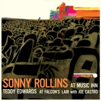 Rollins, Sonny At The Music Inn -hq-