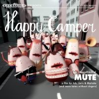 Happy Camper Soundtrack Of Mute -ep-