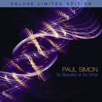 Simon, Paul So Beautiful Or So What -cd+dvd-