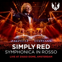 Simply Red Symphonica In Rosso -cd+dvd-