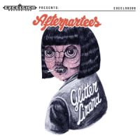 Afterpartees Glitter Lizard -lp+cd-