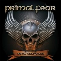 Primal Fear Metal Commando -limited Digi-