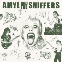 Amyl & The Sniffers Amyl & The Sniffers (green)