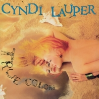 Lauper, Cyndi True Colors -coloured-