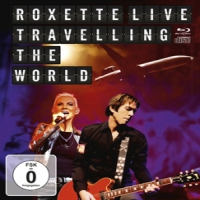 Roxette Roxette Live: Travelling The World -br+cd-