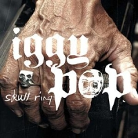 Iggy Pop Skull Ring