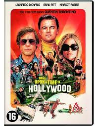 Movie Once Upon A Time .. Hollywood