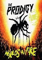 Prodigy Live - World's On Fire -dvd+cd-