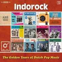 Various Golden Years Of Dutch Pop Music - Indorock