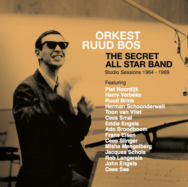 Orkest Ruud Bos Secret All Star Band