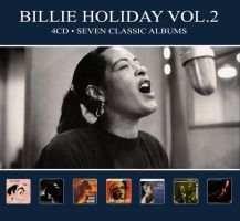 Holiday, Billie Seven Classic Albums 2