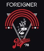 Foreigner Live At The Rainbow  78