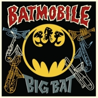 Batmobile Big Bat -coloured-