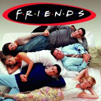 Ost / Soundtrack Friends -coloured-