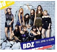 Twice Bdz -cd+dvd/ltd/cd+book-