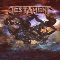 Testament Formation Of -ltd-damnation - Cd + Dvd