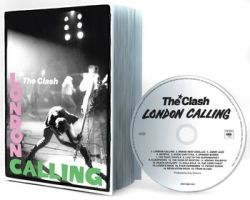 Clash London Calling -luxe Cd+boek-