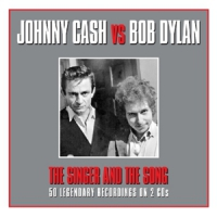 Cash, Johnny Vs. Bob Dylan Singer And The Song
