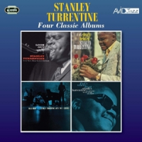 Turrentine, Stanley Four Classic Albums