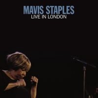 Staples, Mavis Live In London