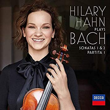 Hahn, Hilary Hilary Hahn Plays Bach  Violin Sona