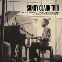 Clark, Sonny -trio- 1960 Time Sessions With George Duvivier And Max Roach