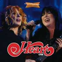 Heart Live On Soundstage - Classic Series -cd+dvd-