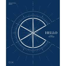 Cix Hello Chapter 1 -cd+book-