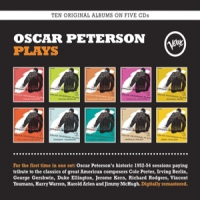 Peterson Trio, Oscar Oscar Peterson Plays