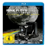 Australian Pink Floyd Sho Eclipsed By The Moon-live