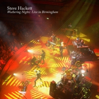 Hackett, Steve Wuthering Nights: In Birmingham / 2cd+2dvd-