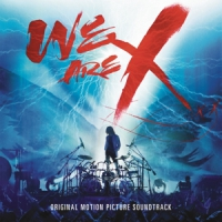 X Japan We Are X Soundtrack