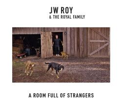 Roy, J.w. & The Royal Fam Room Full Of Strangers -coloured-